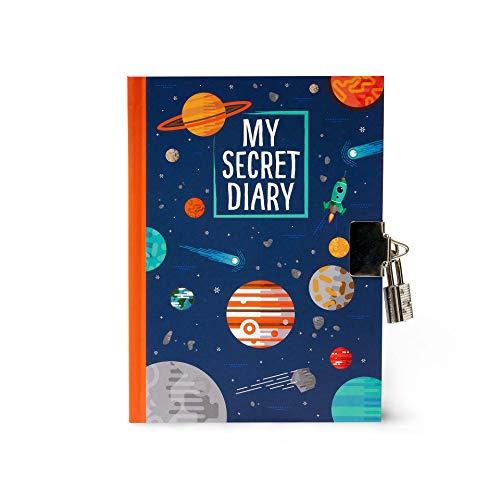 My Secret Diary - Cuaderno de tapa dura (10,8 x 15,2 cm)