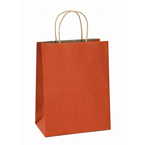 Gift Bags 8x4.25x10.5 Inches 25Pcs BagDream Paper Bags, Shopping Bags,...