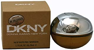 Dkny Be Delicious By Donna Karan For Men. Eau De Toilette Spray 1.7 Ounces