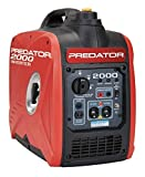 Predator 62523 625233 Super Quiet Inverter Portable Generator