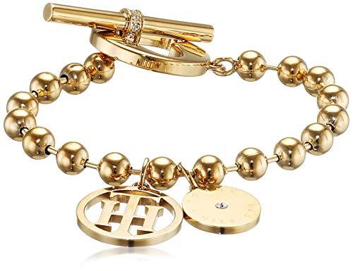 Tommy Hilfiger Jewelry Mujer acero inoxidable Pulsera cadena 2701103