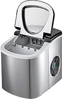 VEVOR Machine à Glaçons Portable 12kg par 24H Mini Commercial Ice Maker avec LCD (Noir-argenté)