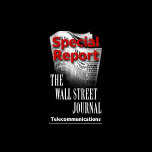 『The Wall Street Journal Special Report on Telecommunications』のカバーアート