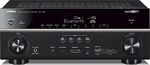 Yamaha TSR 7790BL 7 channel AV receiver w BT, wifi Black
