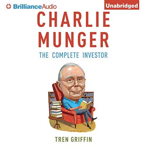 Couverture de Charlie Munger