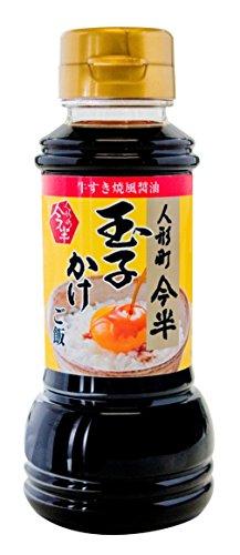 人形町今半 玉子かけご飯醤油(牛すき焼風) 210ml×3本