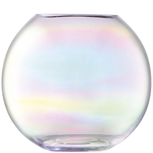 LSA International Pearl Vase 11cm Perlmutt