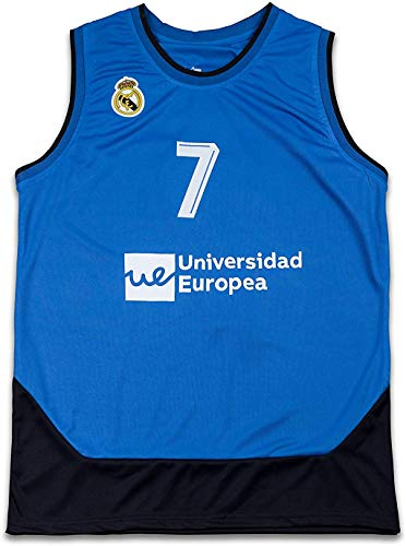 Luka Doncic Stitch Euro Basketball Jersey League Patch Half XS-6XL (M) Black