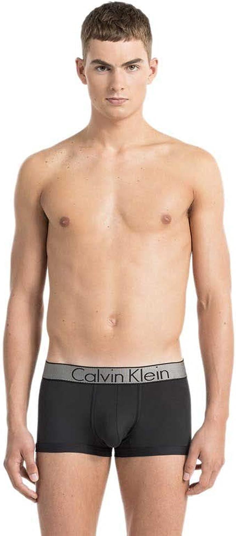 Calvin Klein Herren 20nb20a20 Hüft Shorts, Schwarz Black 20 ...