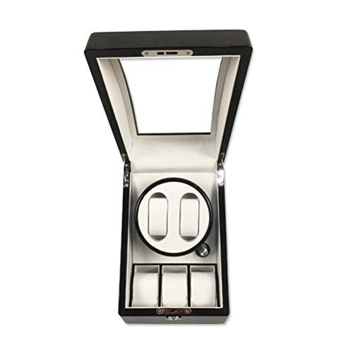Equipo de gestión de Espacio Mira Reloj de Pantalla Boxwatch Mesa mecánica Mesa mecánica Reloj Shaker Reloj Automático Caja de enrollamiento Joyería Espacio Gestión Equipo de Gestión Soporte