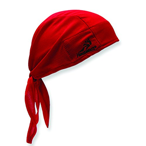 Headsweats Classic Bandana Mixte, Rouge, FR Unique (Taille Fabricant : OSFA)