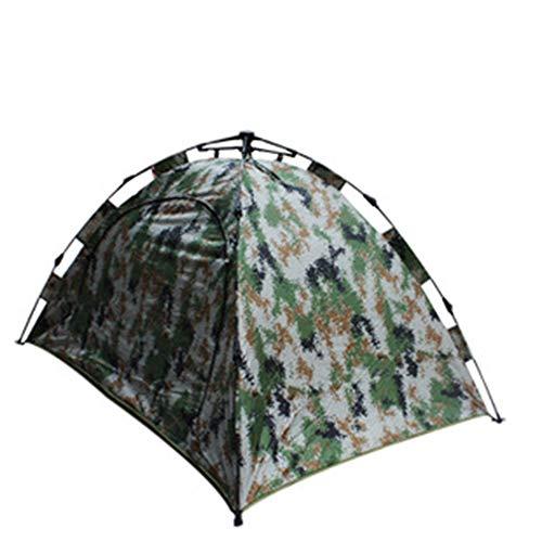 CNAJOI-TDFY Tente Automatique Extérieure Simple De Camouflage, Tente Imperméable Et UV De Camping De Protection, Tente épaisse De Double-Couche,
