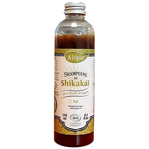 Biologische Aleppo Shampoo met Shikakai en Arganolie