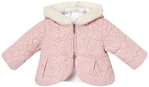 PAZ Rodriguez 012 Abrigo, Rosa (Rosa Palo), Recién Nacido (Tamaño del Fabricante:3M) Unisex bebé