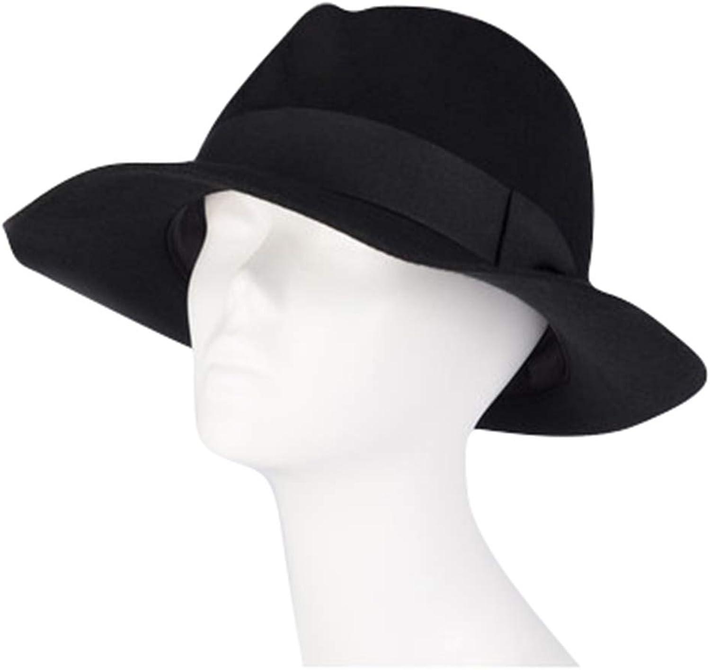 England Retro Style Wollmütze Frühling und Herbst Winter Wollmützen für Frauen Mütze Hut