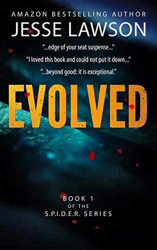 Evolved by Jesse Lawson ebook deal