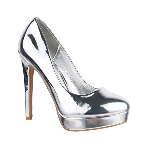 Elara Zapato Tacón Alto Plataforma High Heels Stiletto