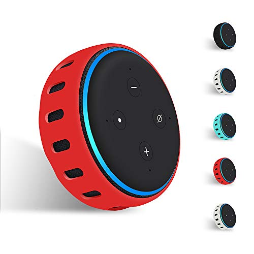 Hydream Funda de Silicona para Echo Dot 3.ª Generación Ant