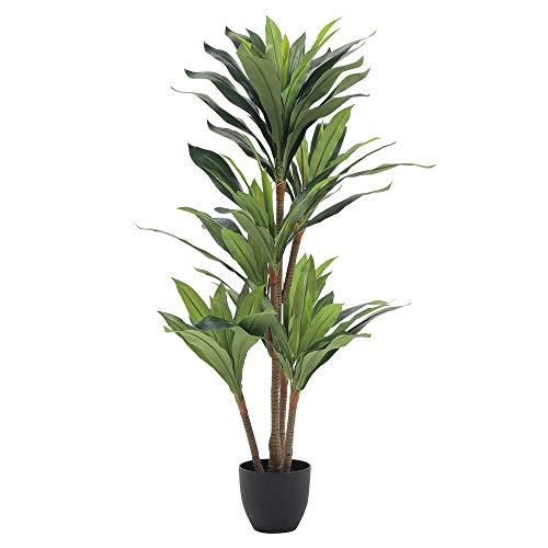 roomnhome(ルームアンドホーム) 人工観葉植物 コンペクタ 70×70×130cm 園芸 造花