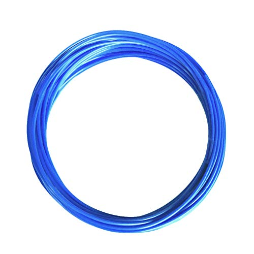 Ricariche del filamento della penna 3D 1. filamento dell'ABS di 75mm 10M per ogni rotolo (blu) - stampante 3D