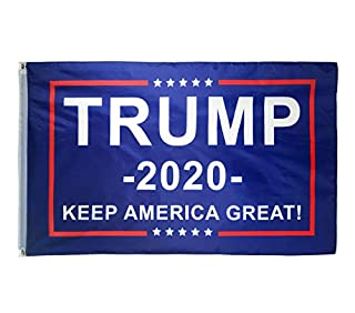 DFLIVE Donald Trump for President 2020 Keep America Great Flag 3x5 Feet with Grommets (B07CNVYCKJ) | Amazon price tracker / tracking, Amazon price history charts, Amazon price watches, Amazon price drop alerts