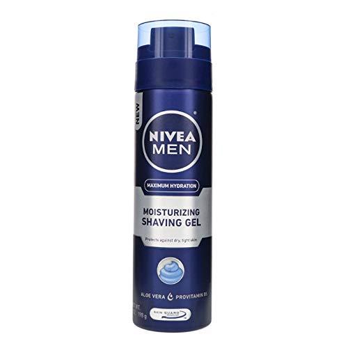 NIVEA Men Maximum Hydration Moisturizing Shaving Gel 7 oz