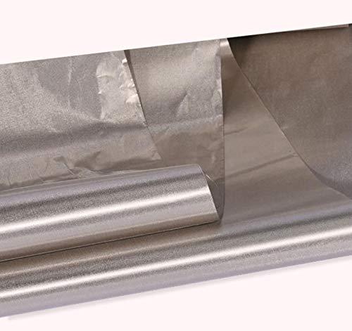 PHBSF Tela De Protección De RFID Ultra-Thin EMF Ultra-Delgada De 0.03mm, Anti Radiación, Aislamiento De emi, WiFi Y Bloqueo De Señales De Celda, 44'Ancho(Size:1x1.1m)