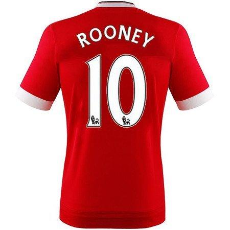 Trikot Manchester United 2015-2016 Home - Rooney [Größe L]