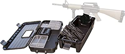 MTM Case-Gard Rifle Range Box, Black