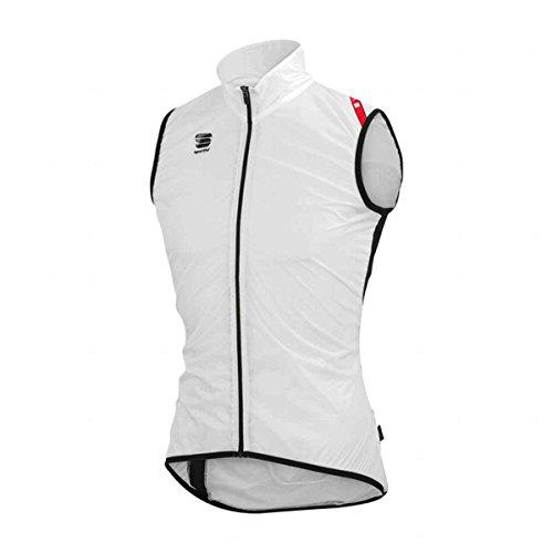 Sportful Hot Pack 5 Vest, color blanco,negro, talla XL