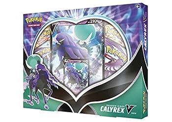 Pokemon TCG  Shadow Rider Calyrex V Box