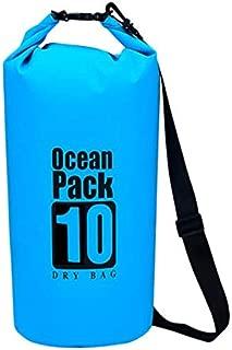 Portable Waterproof Luggage Dry Bag For Drifting Rafting Canoe Bag Travel Kit 10L