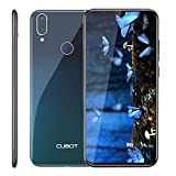 CUBOT R19 Smartphone 4G Dual SIM, Télephone Portable débloqué Android 9.0 Écran FH 5.71' Pouces...