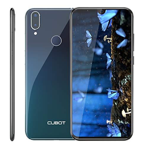 CUBOT R19 Smartphone 4G Dual SIM, Télephone Portable débloqué Android 9.0 Écran FH 5.71' Pouces 2800mAh Batterie Android 9.0,...