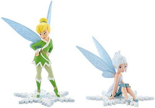 Bullyland Disneys Winterfee Winterfairy Set Tinkerbell und Periwinkle