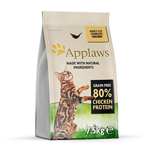 Applaws Comida Seca para Gatos Pollo (1 x 7,5 kg) 🔥