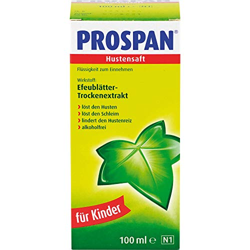 Prospan Hustensaft, 100 ml Lšsung