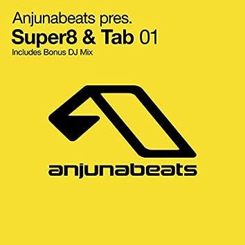 Anjunabeats pres. Super8 & Tab 01 (iTunes)