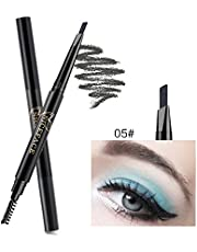 NICEFACE Eyebrow Pencil Double Ended Precision Waterproof Brow