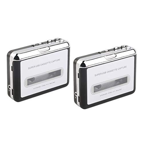 #N/A 2 x USB casete a convertidor de MP3.