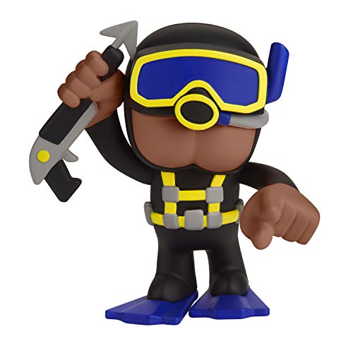 WowWee 4191 Buttheads Series 2 - Bubbles (Scuba Diver) - Interactive...