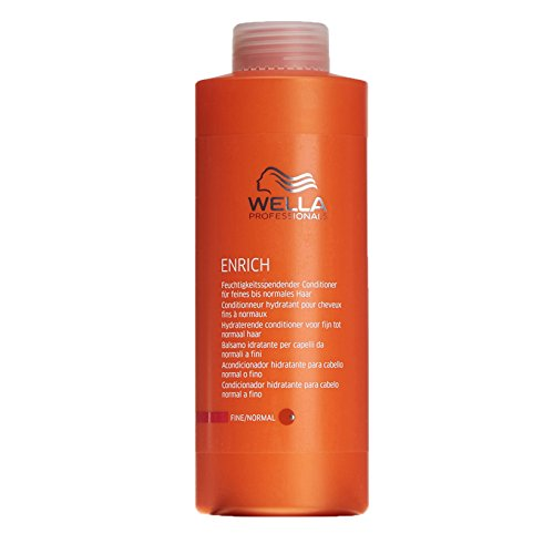 Wella Professionals Care Enrich Conditioner feines Haar, 1000 ml