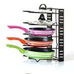 Chun-li-Pot-Rack-Finishing-Rack-Adjustable-Height-And-Position-Of-Kitchen-Countertops-And-Cabinet-Pan-Rack-Finishing-Rack-5-Layers-With-3-DIY-Method-Lids