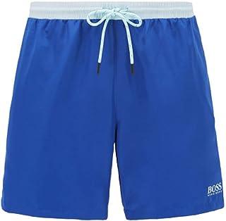 Men's Blue Starfish Swim Shorts