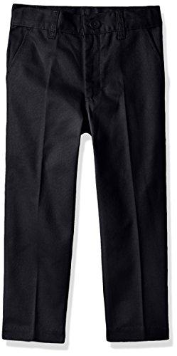Classroom School Uniforms Big Boys Flat Front Pant, Dark Navy, 10