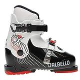 Dalbello Niños CX 2 Botas De Esqui Alpino Ajustables Negro/Blanco EUR 32