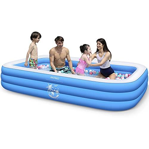 Akaso Inflatable Kids Pool