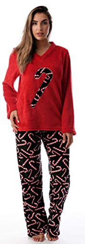 Just Love Plush Pajama Sets for Women 6742-10179-L