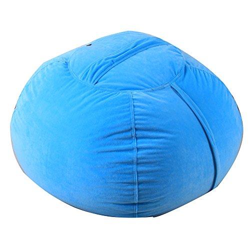 Kinder Sitzsäcke Stofftier Aufbewahrung Tasche Sitzsack Sitzkissen Bean Bag Relax Game Möbel Kissen Nur Tasche Kein Füller