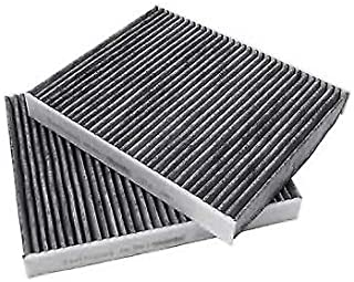 LRJZFX Cabin AIR Filter,For Audi A4LQ5 A5 S5 external air conditioning filter core alone filter core 8KD 819 439 A 8KD819439#ST245 1